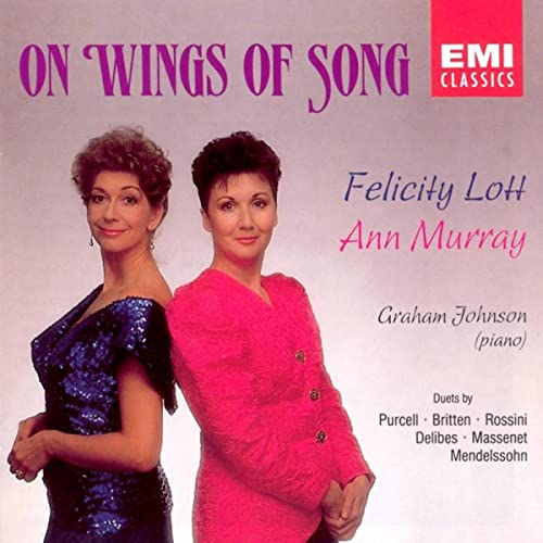 On Wings of Song von Dame Felicity LottAnn MurrayGraham zYIO5