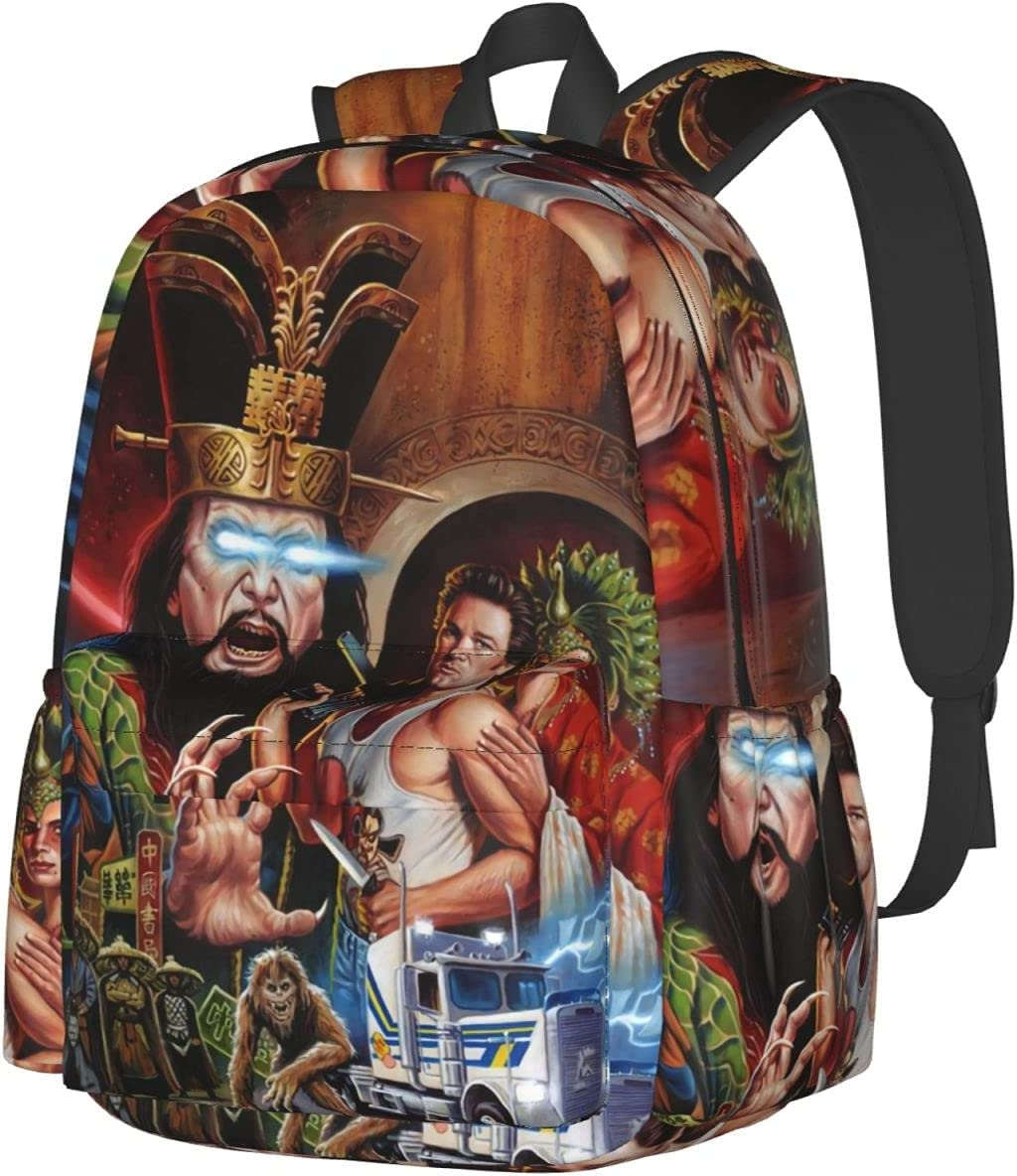 AnimeBig Trouble Atlanta Mall in Little Max 75% OFF Chi-na fashion Backpack Sweet Backpac