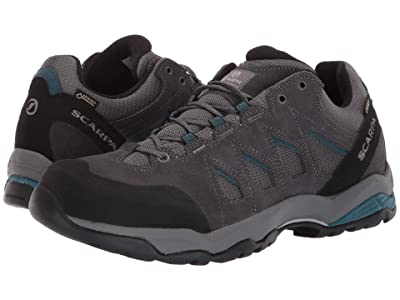 Scarpa Moraine GTX(r) (Grey/Lake Blue) Men