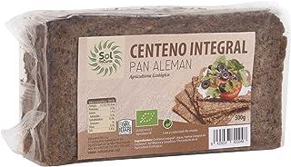 comprar comparacion Sol Natural pan alemán centeno Integral 500 GR