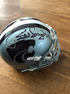 Best bill snyder autograph Reviews