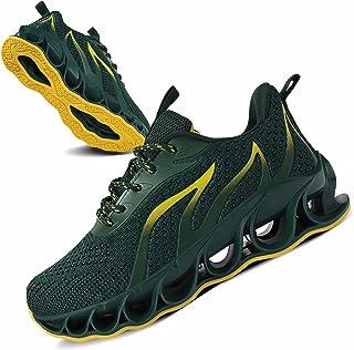 Boys Girls Sneakers Kids Running Walking Shoes Mesh...