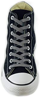 Synch Bands No Tie ShoeLaces- Elastic Tieless Shoe Laces with Clips for Adults and Kids, Sneakers & Shoes