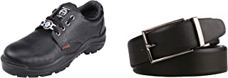 ACME Alloy Leather Safety Shoes and Leather Belts AA-01-32_Alloy
