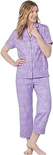 PajamaGram Womens Pajama Sets Cotton - Pajamas for Women