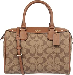 d3a59e4493371 Amazon.com  Coach - Satchels   Handbags   Wallets  Clothing