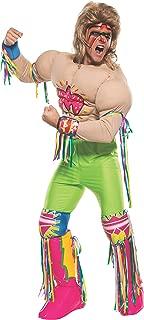 Costume Co Men's WWE Ultimate Warrior Grand Heritage Costume