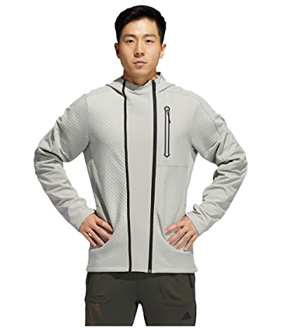 adidas COLD.RDY Training Hoodie (Metal Grey) Men