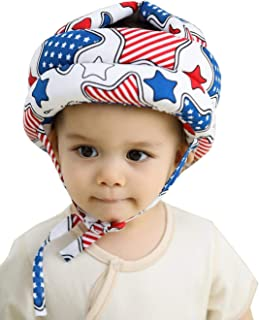 Chengfengup Baby Infant Toddler Child Safety Helmet Headguard Hat Adjustable Protective Harnesses Cap