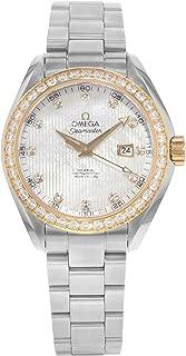 Watch Seamaster Aqua Terra Co-axial Automatic Diamond 231.25.34.20.55.003