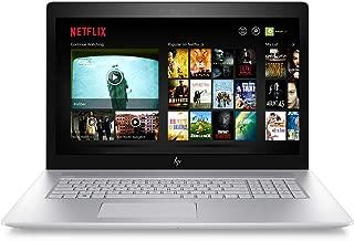 HP Envy 17-inch Laptop, Intel Core i7-8550U Processor, NVIDIA GeForce MX150 4 GB, 12 GB RAM, 1 TB Hard Drive, Windows 10 Home (17-ae110nr, Silver)