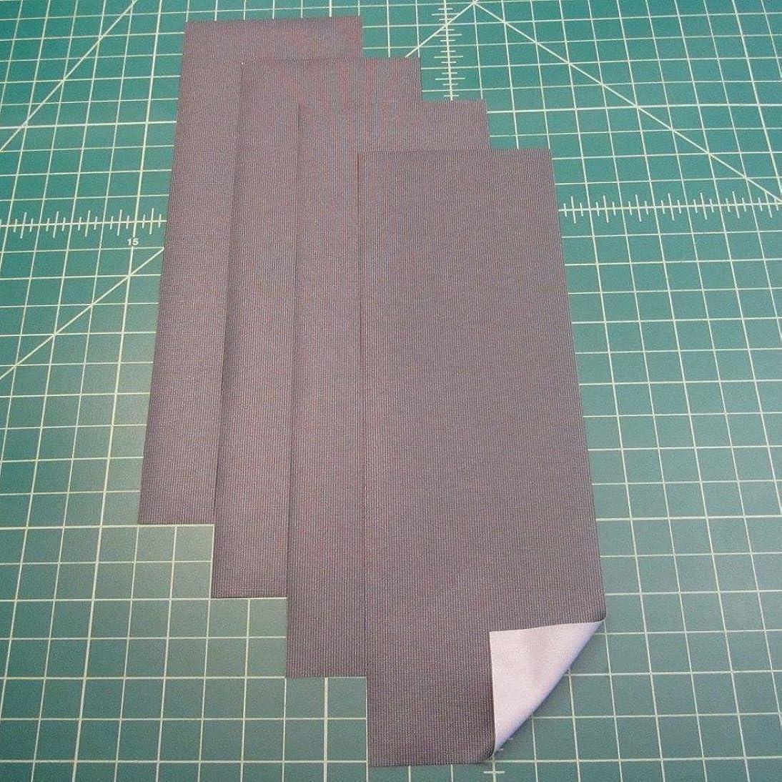 4 Pack Waterproof Iron-on Repair Patch (3