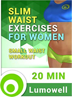 Slim Waist Exercises for Women - Small Waist Workout