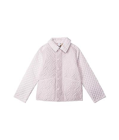 Burberry Kids Giaden Jacket (Little Kids/Big Kids) (Pastel Pink) Girl