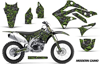 camouflage dirt bike graphics