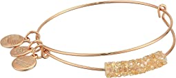 Caramel Candy Fine Rocks Bangle Bracelet