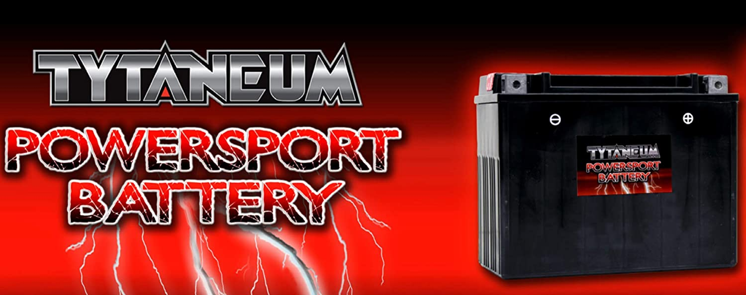 TYTANEUM Maintenance Free Max 87% OFF battery YTX4L-BS compatible with acid We OFFer at cheap prices