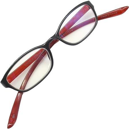 首かけ 老眼鏡 おしゃれ シニアグラス 軽量 リーディンググラス ブルーライトカット