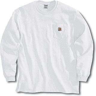 Best carhartt white long sleeve Reviews