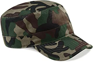 Beechfield Camouflage Army Cap
