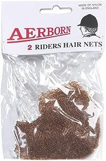 Perri's Aerborn Heavyweight Hairnet, Pack of 2