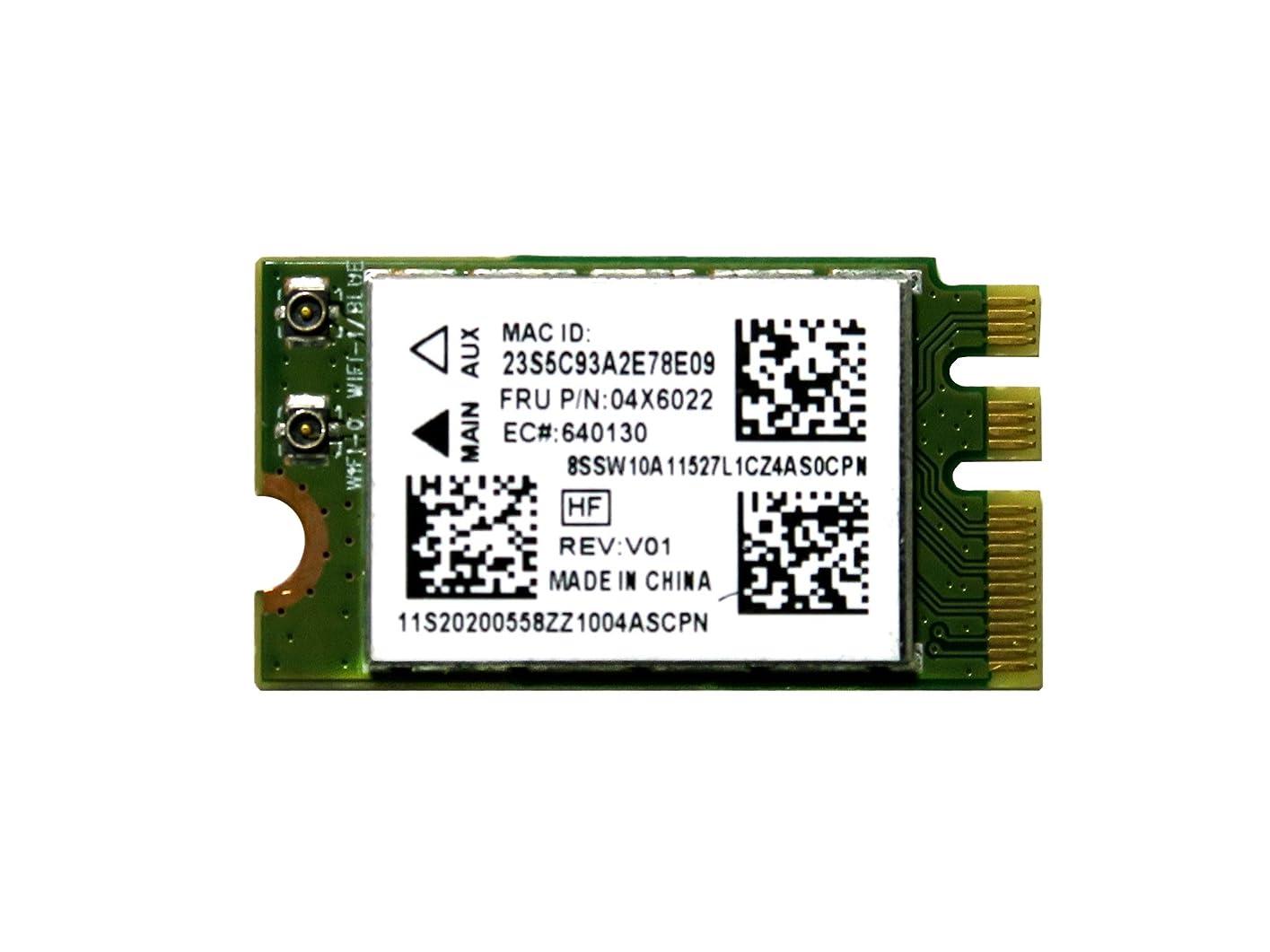 緊張表示ピボットLenovo純正 20200558 04X6022 Qualcomm Atheros QCNFA335 NFA335 802.11b/g/n + BT4.0 M.2 無線LANカード for Lenovo Thinkpad E450/E455/E550/E555/ideapad 300S/G50/Y50