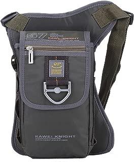 Kawei Knight Nylon Tactical Leg Bag Pouch Messenger Waterproof