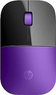 HP 2.4 GHz Wireless USB Mouse Z3700 (Sport Purple)