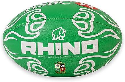 095ef436e50fc British & Irish Lions supporter du Ballon de rugby – Vert