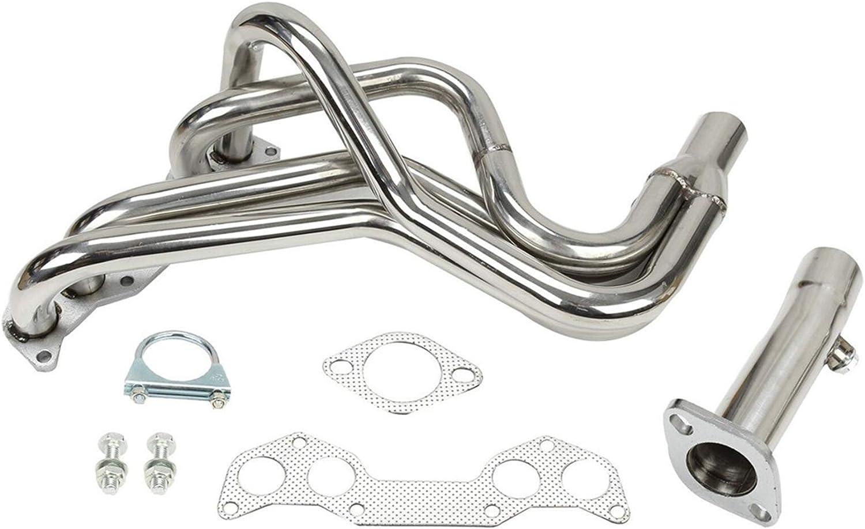 WFLNHB 海外輸入 Exhaust Manifold Header Replacement 半額 B 1985-1993 for Mazda