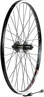 Sta Tru Black Shimano Deore M525 6-Bolt Disc 8-9-10 Speed Cassette Hub Rear Wheel (26X1.5-Inch)