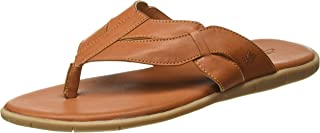 Arrow Men's Rudy Leather Hawaii Thong Sandals