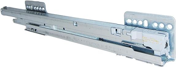 Grass Dynapro Rail coulissant avec amortisseur pour tiroir en bois 40 kg 550 mm avec raccords