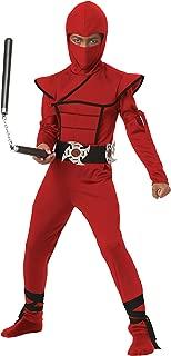 California Costumes Stealth Ninja Child Costume, Medium