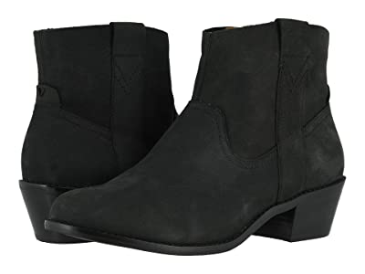 VIONIC Roselyn (Black Nubuck) Women