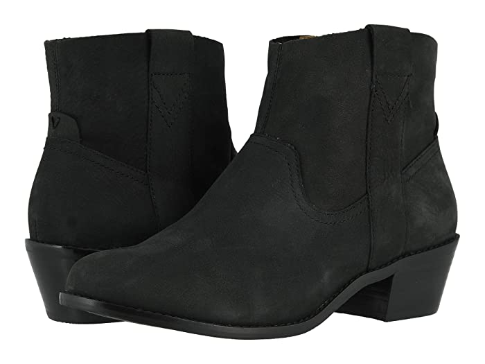 VIONIC  Roselyn (Black Nubuck) Womens  Boots