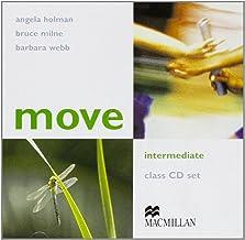Holman, A:  Move Intermediate Class CDx2: Class Audio CDs