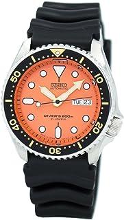 JAPAN Mens Analog Sport Automatic Seiko Watch SKX011J1