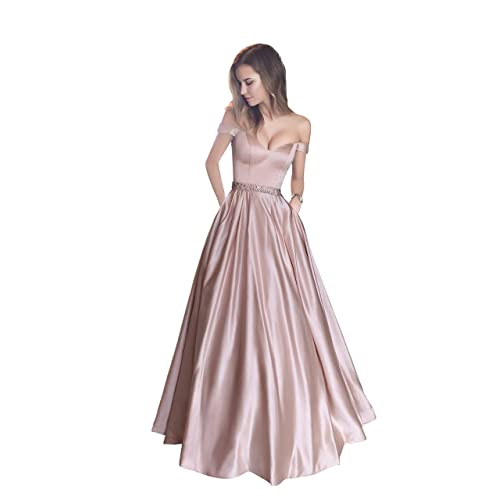 Off Shoulder Prom Dresses: Amazon.com