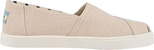 Natural Heritage Canvas Cupsole