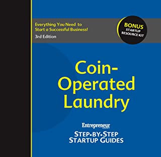 coin operated laundry start up guide