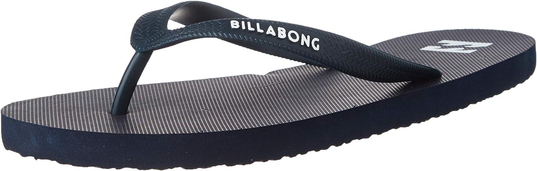 Large special Cheap SALE Start price Billabong Men's Flip Sandals Flop