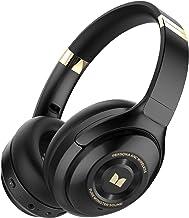 Monster Persona - Auriculares con cancelación de ruido activa, auriculares Bluetooth con sonido estéreo de carga rápida, espuma de memoria de carga rápida, 30 horas de reproducción para viajes en casa o oficina