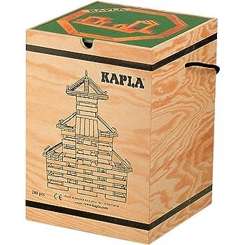 Kapla カプラ 魔法の板 280 初級グリーン [並行輸入品]