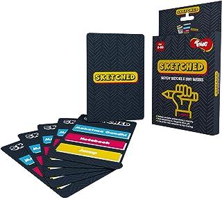 لوحة تويزينغ - لعبة بطاقات الرسم والخمين للأطفال | تنمي الإبداع | سن 5 سنوات | مناسبة للسفر | رائعة لهدايا العودة