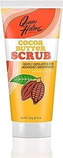 Queen Helene Soothing Cocoa Butter Natural Facial Scrub, 6 Ounce Tube