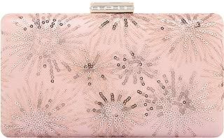 Fawziya Glitter Evening Bag Bling Crown Clutch Purses For Women