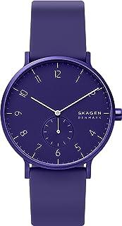[スカーゲン] 腕時計 AAREN SKW6542 メンズ 正規輸入品 パープル