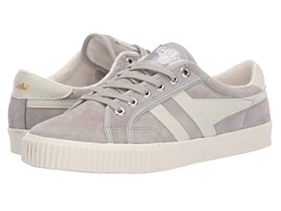 Gola Tennis Mark Cox Suede (Light Grey/Off-White) Women