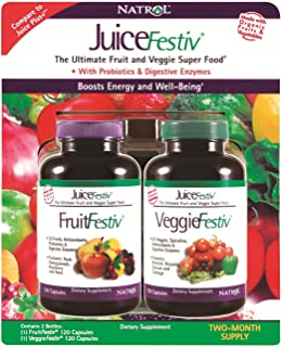 Best fruits and vegetables vitamins Reviews